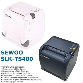 Impresora Térmica de Tickets Sewoo SLK-TS400